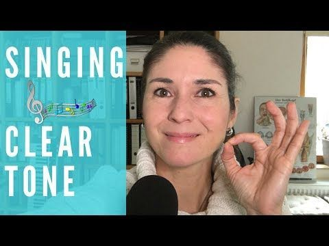How To Sing With A Clear Tone - YouTube #howtosing How To Sing With A Clear Tone - YouTube #howtosing