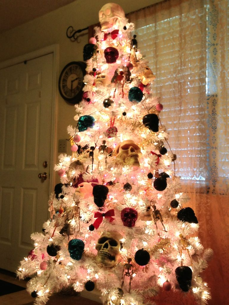 This is my Skull Christmas Tree! | Oh Christmas Tree...oh ...
