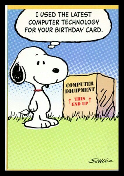 Snoopy Birthday Snoopy One Of My Favorite Things Pinterest