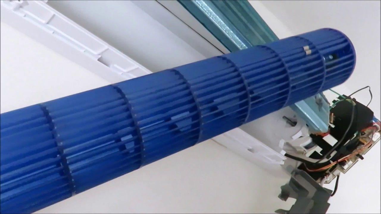 Como Desmontar Turbina De Minisplit Aire Acondicionado