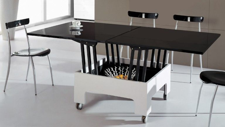 Table Basse Relevable Zebra Table Basse Relevable Table Et Chaises Table Basse