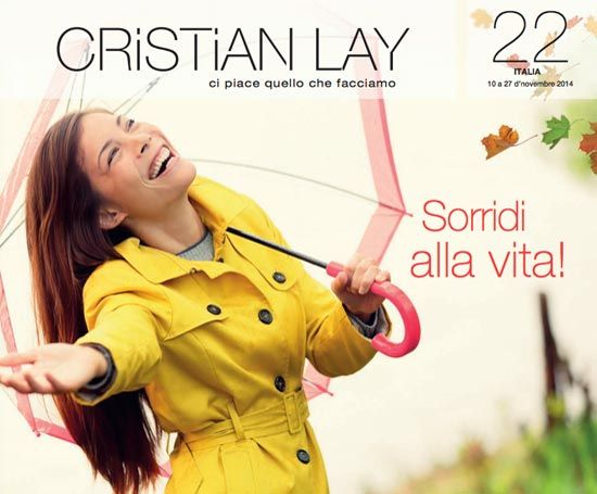 Catalogo di Campagna N.22! #CristianLay
