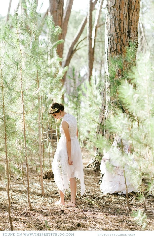 eclectic boho wedding the pretty blog 046 The Enchanted Forest {Wedding Inspiration}