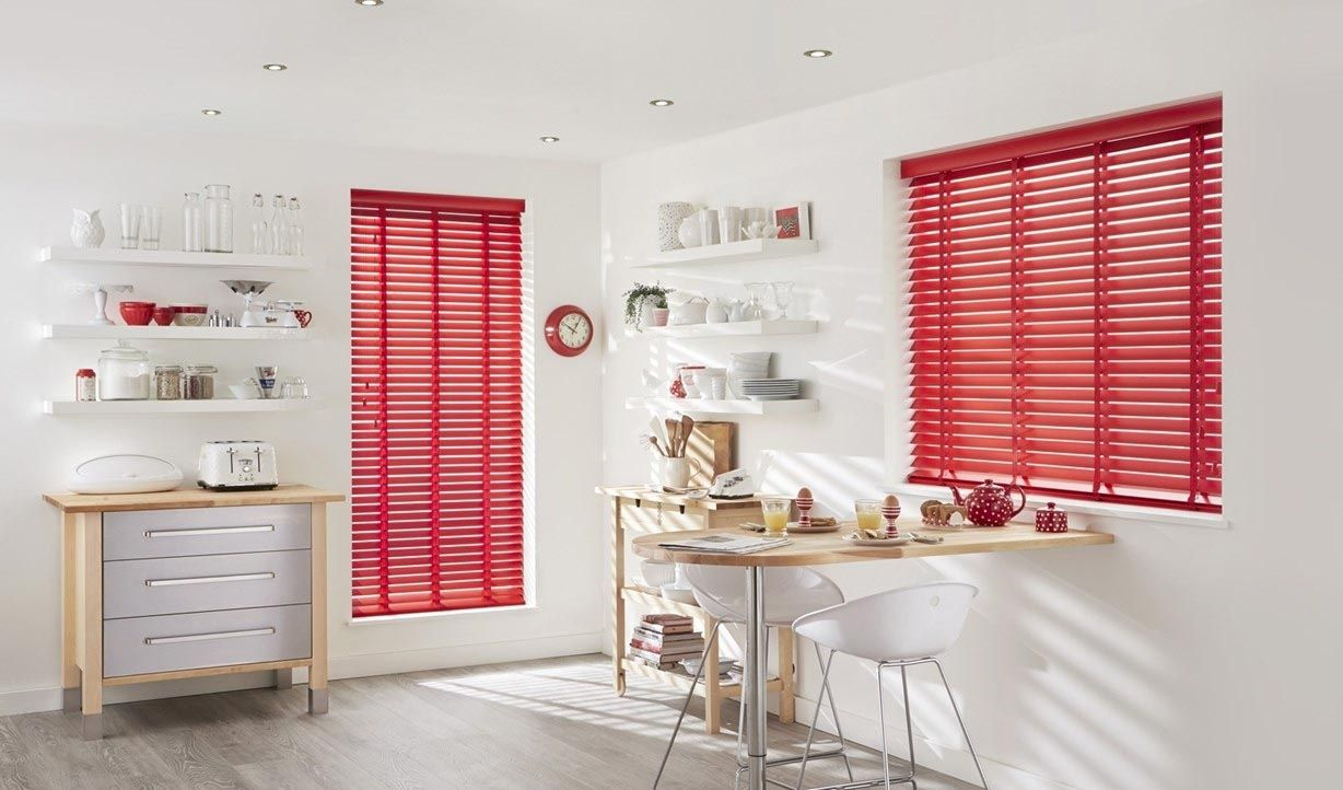Kitchen window kitchen blinds  red blinds for kitchen window  andyus room  pinterest  red blinds