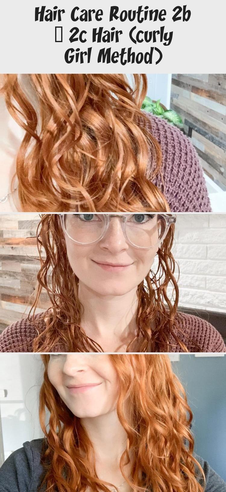 Hair Care Routine 2b 2c Hair (curly Girl Method Wavy