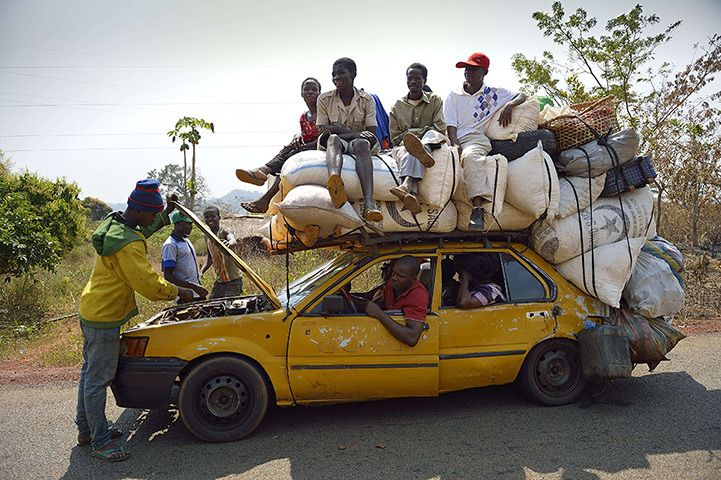 The Weekend In Pictures Modern Taxi African Pictures Of The Week