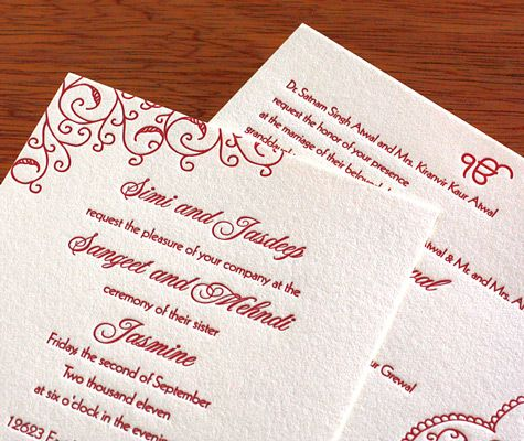 A really popular thing to include on your wedding invitation is a - fresh invitation unveiling wording