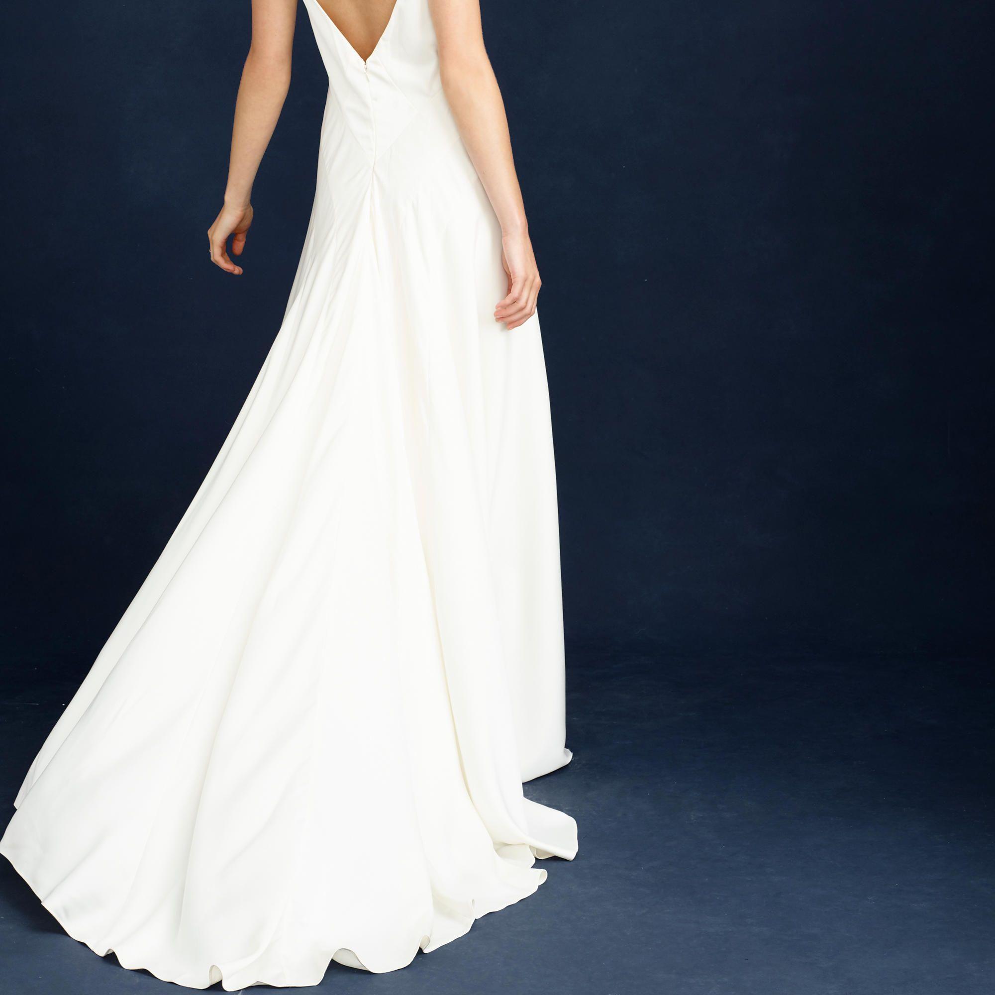 Percy gown : gowns | J.Crew | Wedding Dresses | Pinterest | Wedding ...