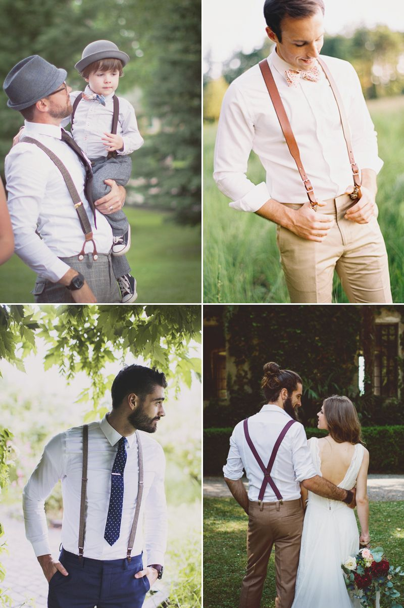 How To Style Your Groom Vintage Ways And Items To Create The Perfect