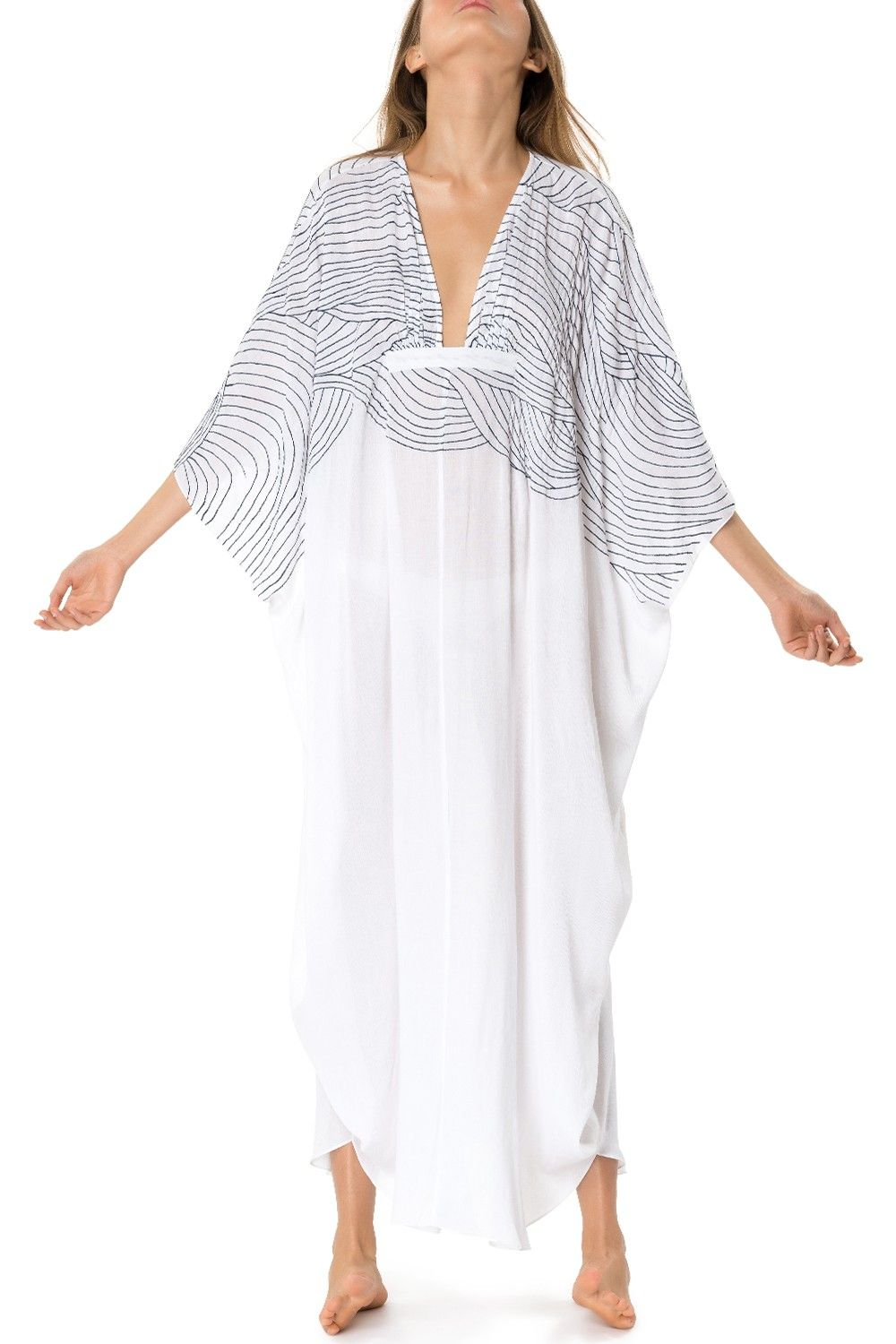 80584ce06ef Embroidered Caftan