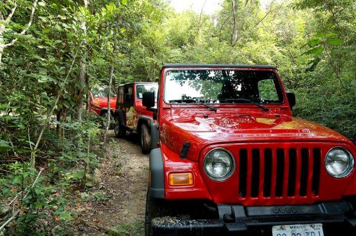 Paseo-en-Jeep ISLA PASION MEXICO