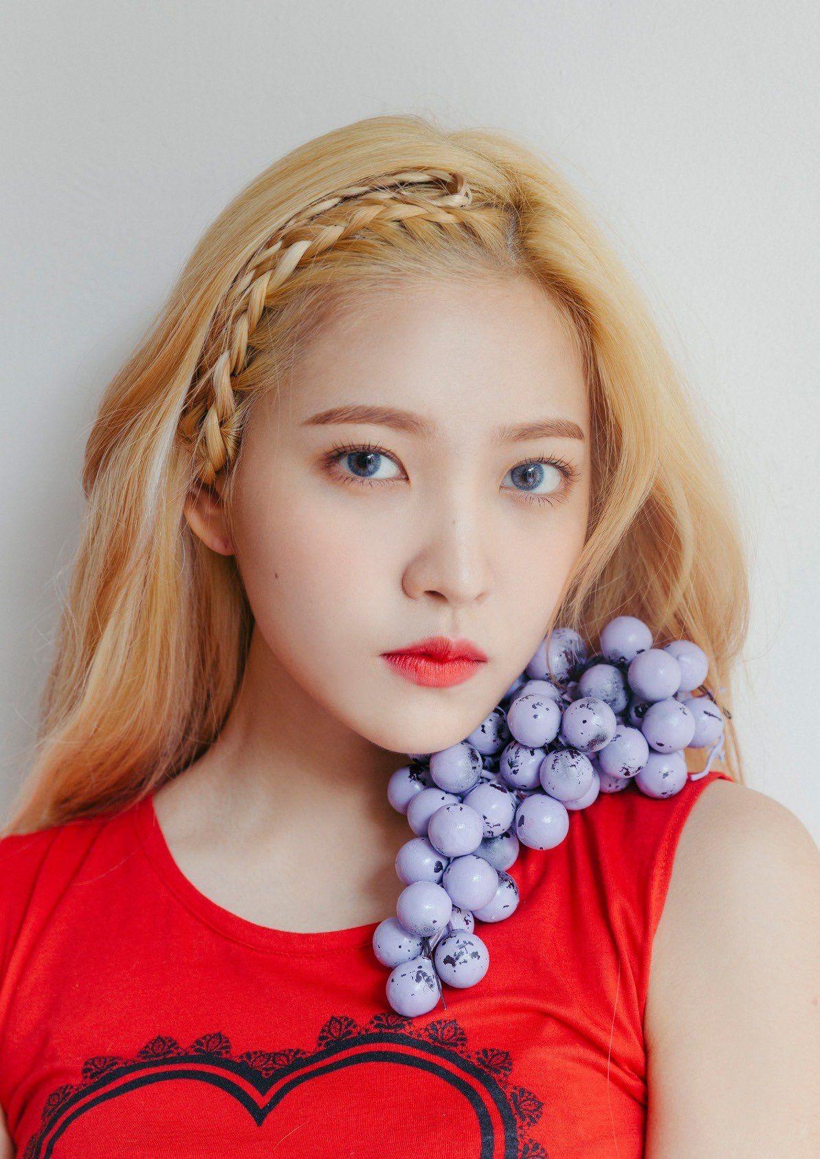 Red Velvet Yeri Theredsummer 레드 벨벳 예리 Red Velvet