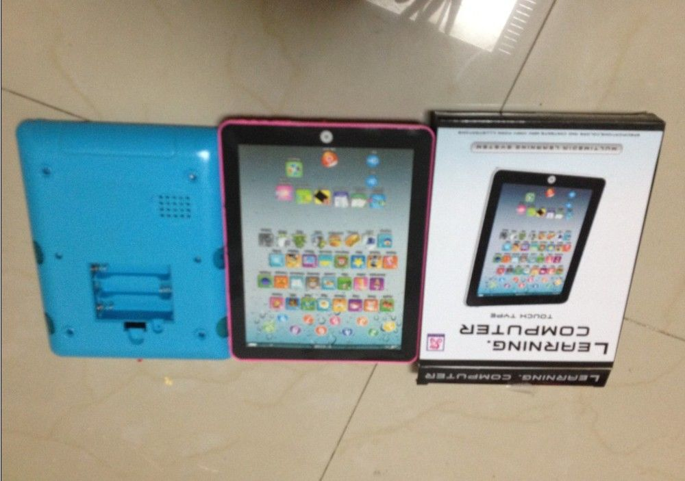 Click to Buy << English ipad toy Y pad ypad children early