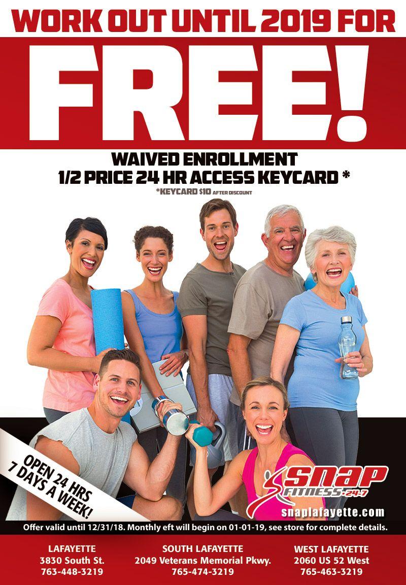 Snap Fitness Center In Lafayette In Lafayette West Lafayette Fitness Center