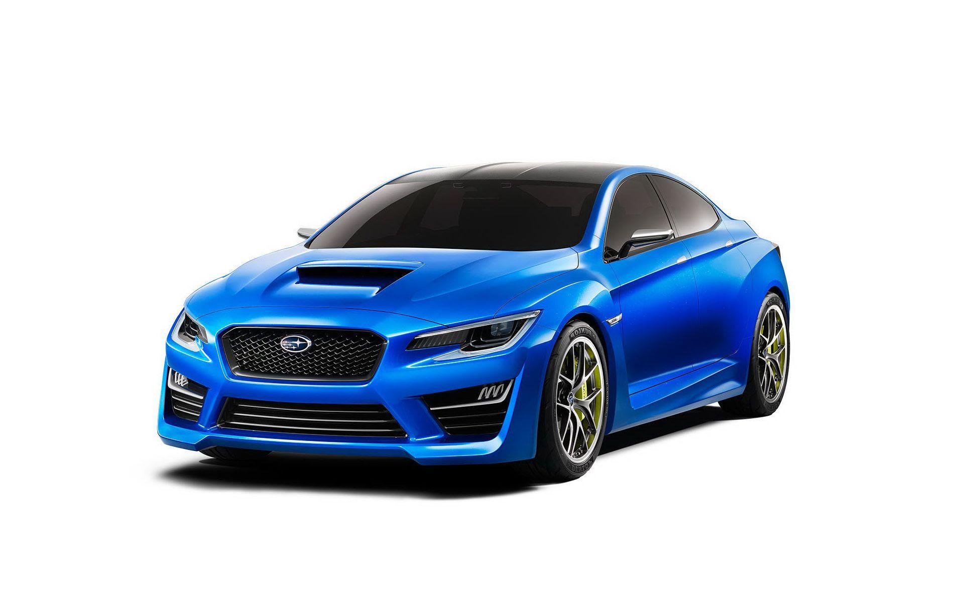 Subaru wrx concept wallpaper hd