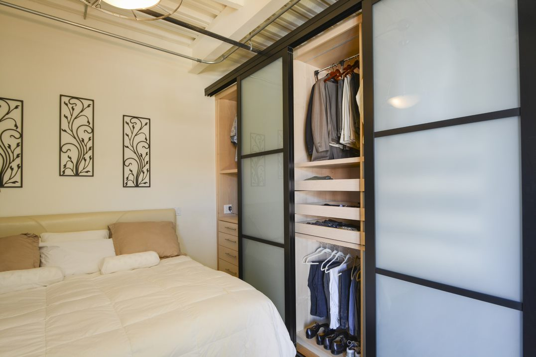 How To Design a Small Bedroom Like a Pro in 2020 Glass