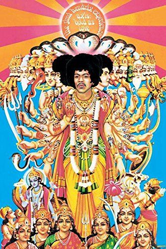 Jimi Hendrix  Bold as Love Poster Print 22x34 *** For more information, visit image link.Note:It is affiliate link to Amazon.