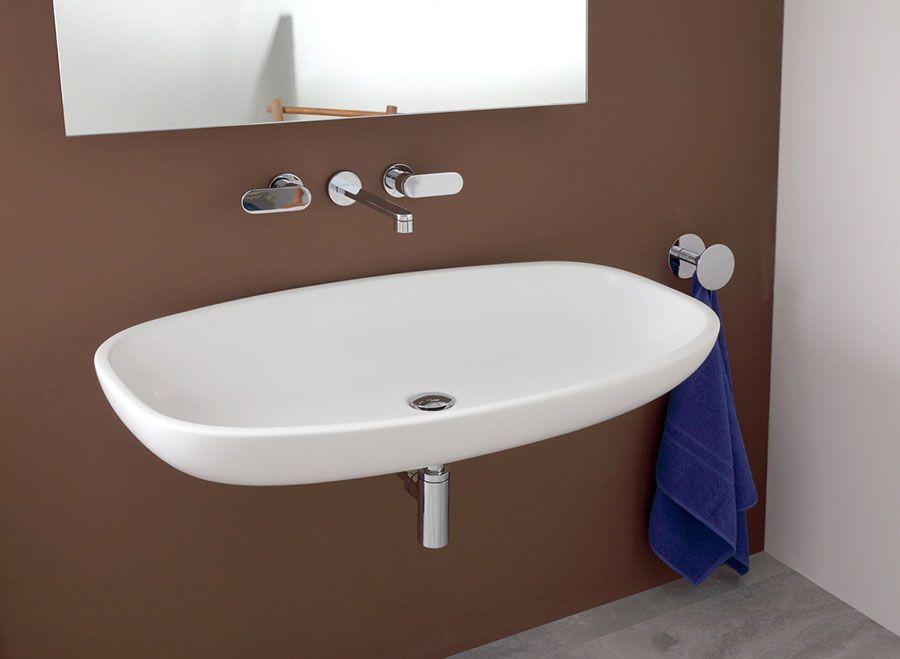 25 Modelli di Lavabo Bagno Sospeso dal Design Moderno | Bagni di ...