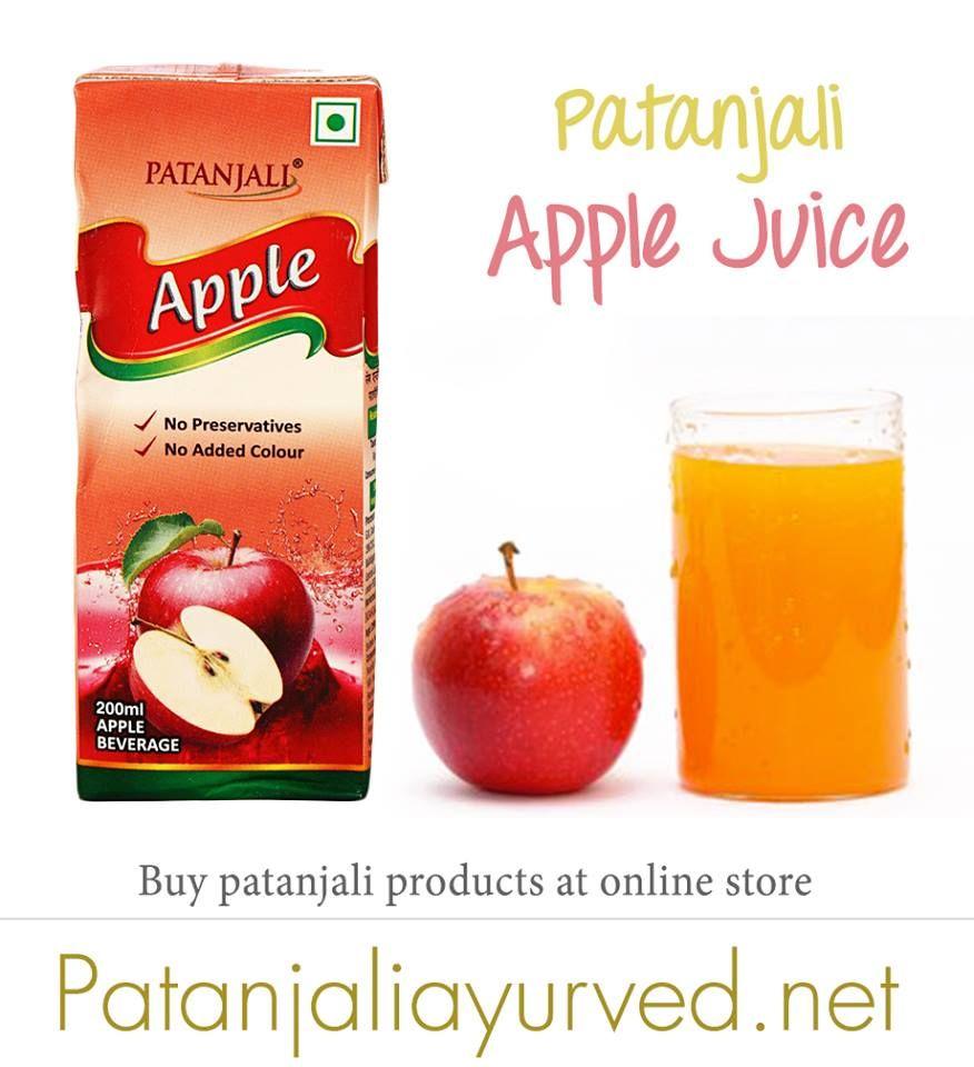 Patanjali Apple Juice buy Patanjali products at online