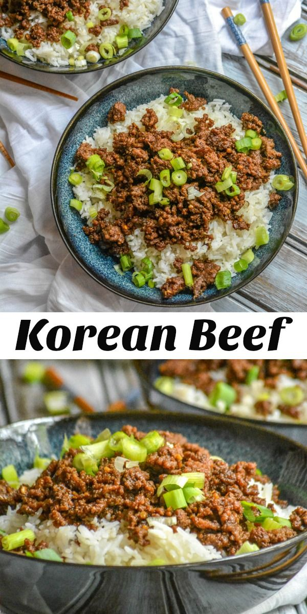 Korean Beef images