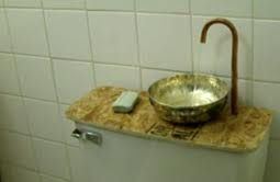 Make Your Own Toilet Sink Combo Toilet Sink Small Bathroom Toilet