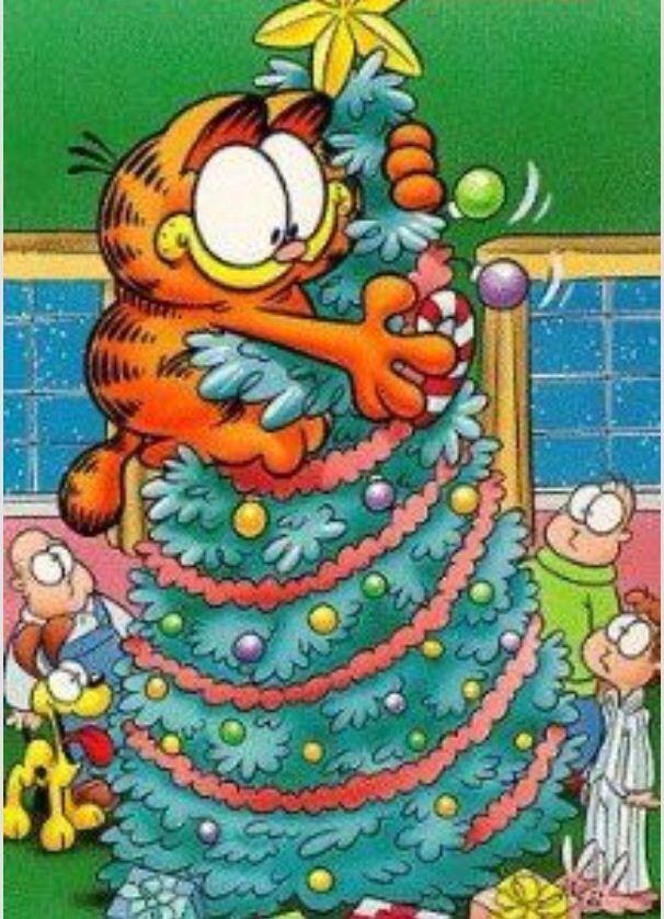 Best 25 Garfield Christmas Ideas On Pinterest Garfield