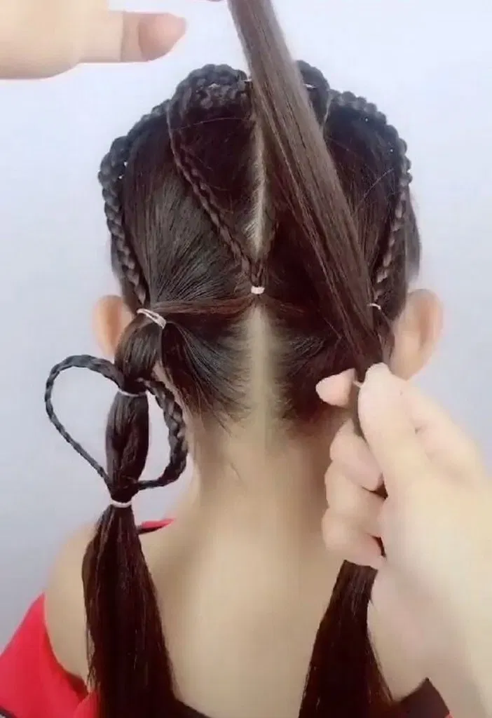 17+ Fun &Amp; Easy Back To School Hairstyles For Girls 4 &Laquo; Inspiredesign