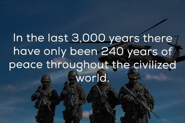 FASCINATING FACTS: 22 Odd History Facts That Go Waaay Back #historyfacts