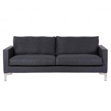 Eilersen Slice Sofa London 16 Dark Gray Fabric Sofa London Sofa Modern Sofa Couch