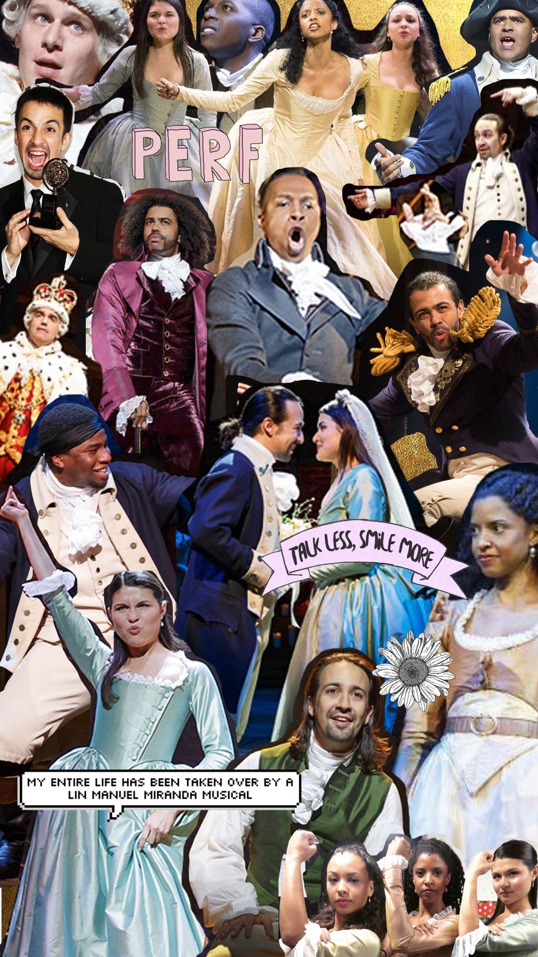 Hamilton iPhone Backgrounds 110 // 11 // 12 Broadway