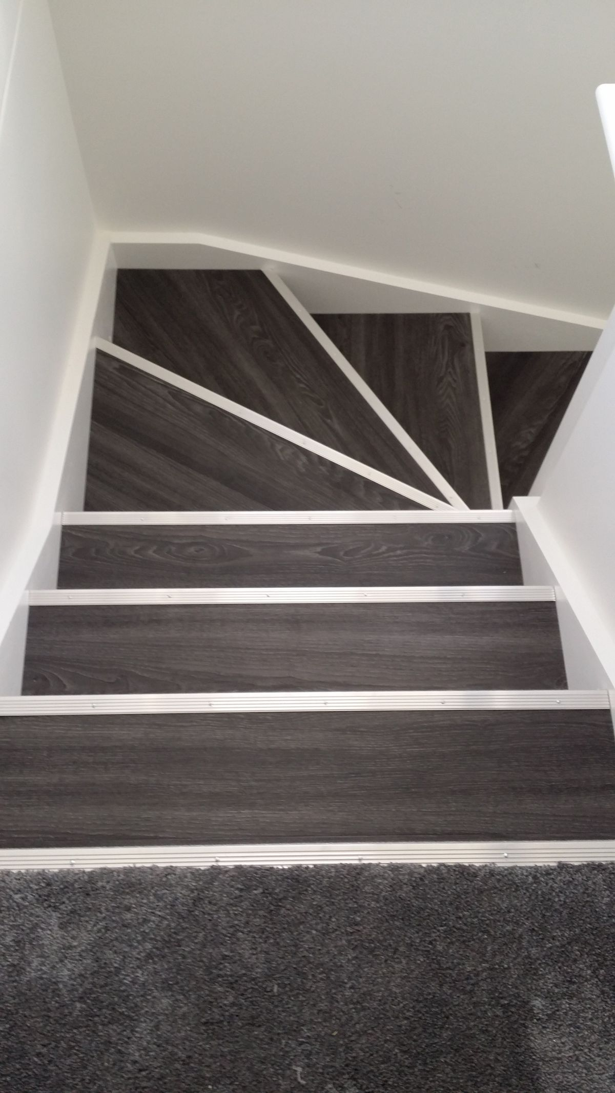 Basement Stair Trim: Pin By Kym Mizell On House In 2019