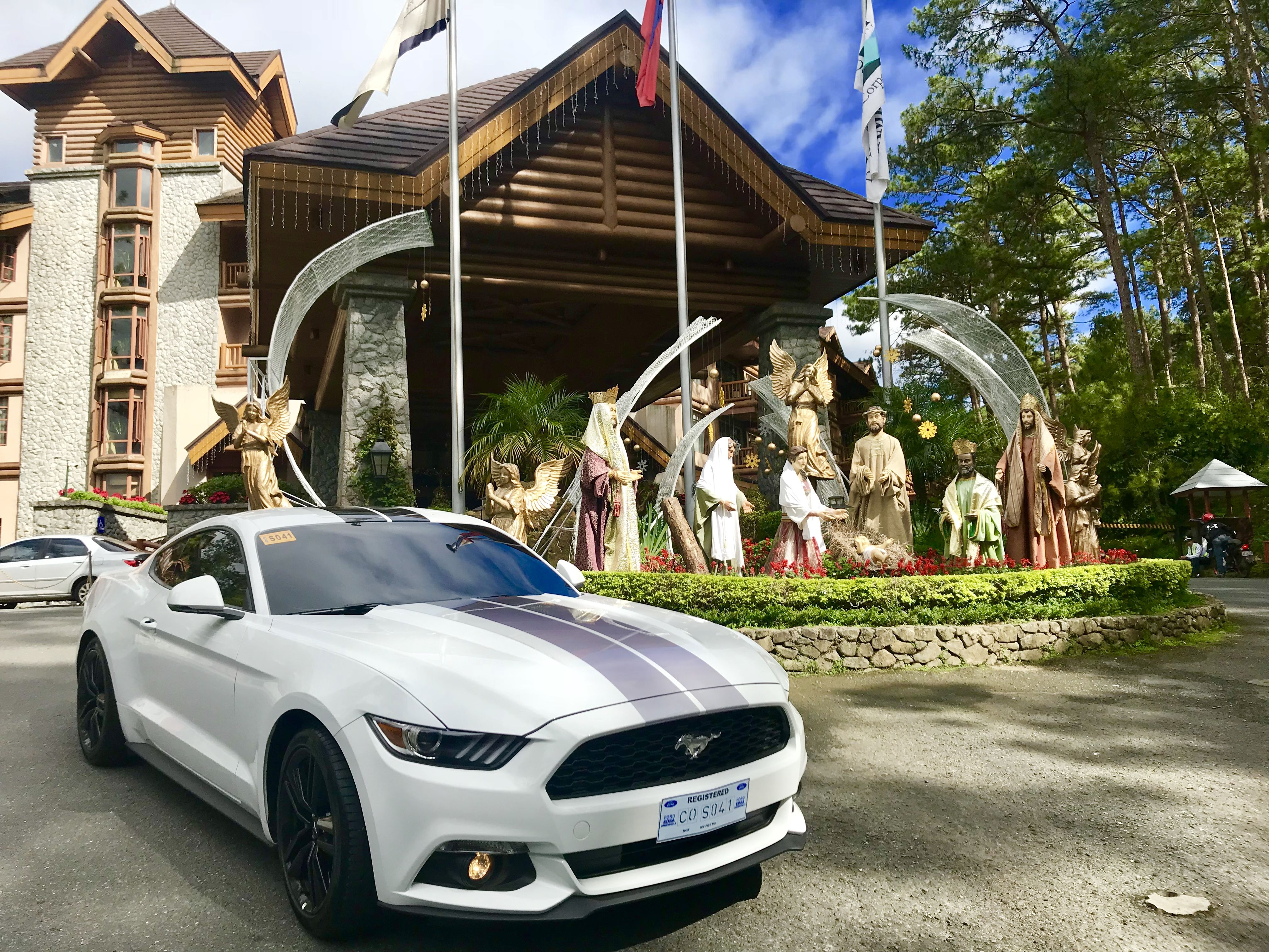 2017 Ford Mustang Ecoboost Review Philippines Mustang