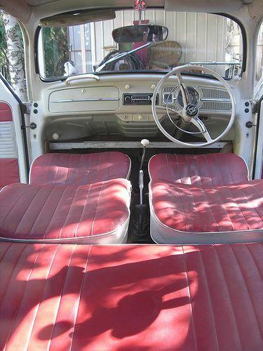 1969 Vw Beetle Seats Fusca Vw Sedan Fusca Offroad