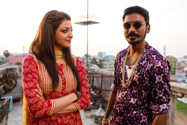 Maari Movie Latest Stills Dhanush Kajal Aggarwal Celebrity Gallery Movie Pic Movie Photo