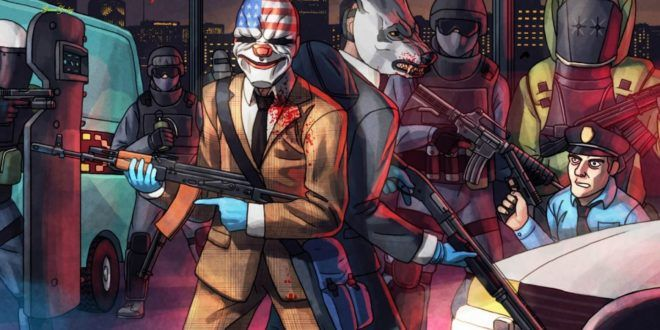 Payday Crime War Release Date Ios And Android Payday Game
