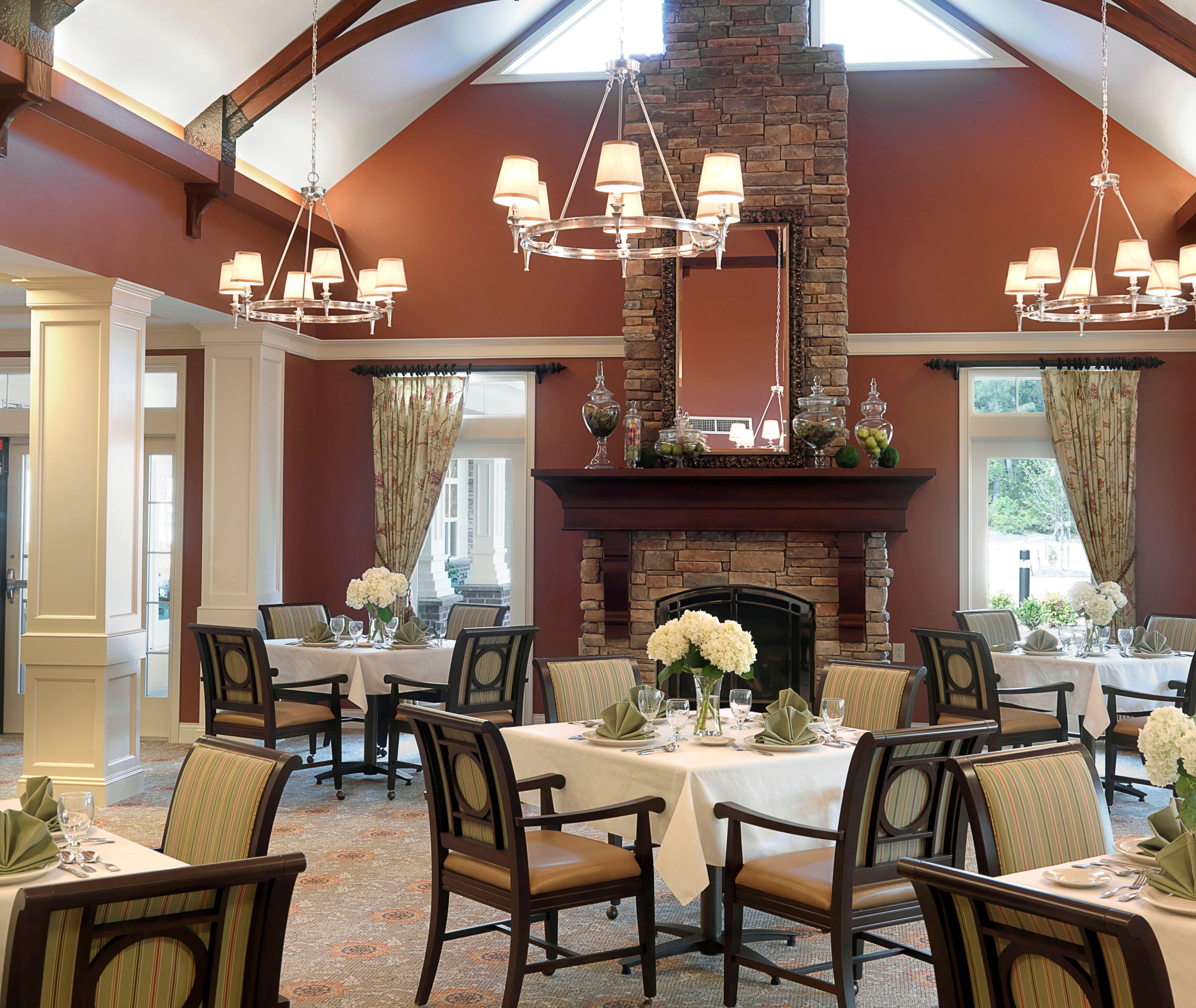 Home Design Ideas For Seniors: Dining Area Design, Retirement