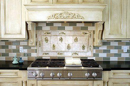 Kitchen Wall Tile Ideas | Kitchen Tile Design Ideas | Kitchen Wall ...