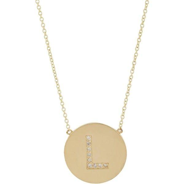 Jennifer Meyer Womens S Pendant Necklace XOf598LcY