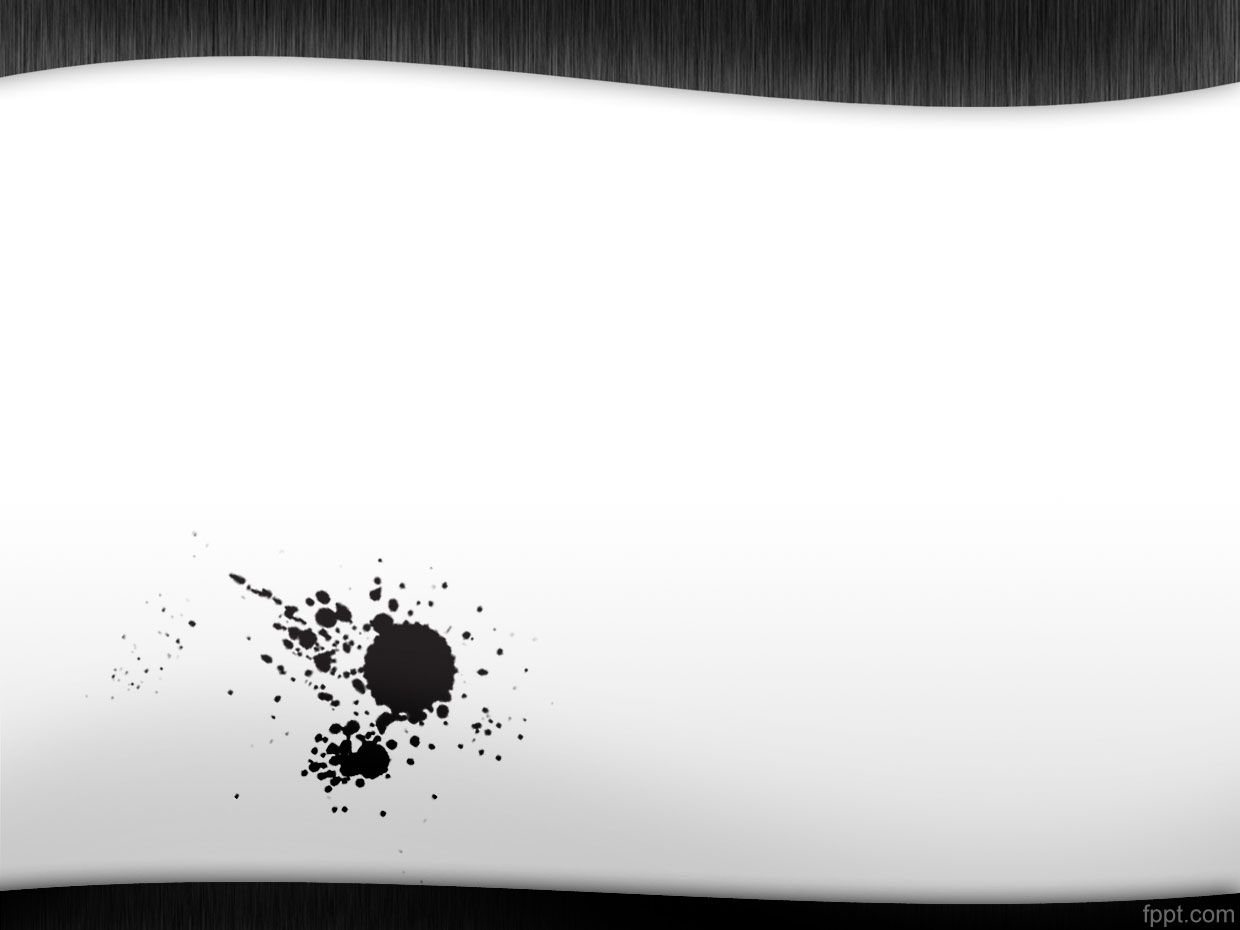 a nice ink touch in black and white background free background