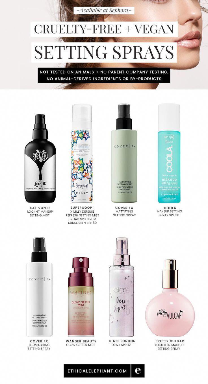 Neutrogena Naturals Makeup Remover Makeupgeek Cruelty Free Cosmetics Cruelty Free Makeup Vegan Makeup Setting Spray
