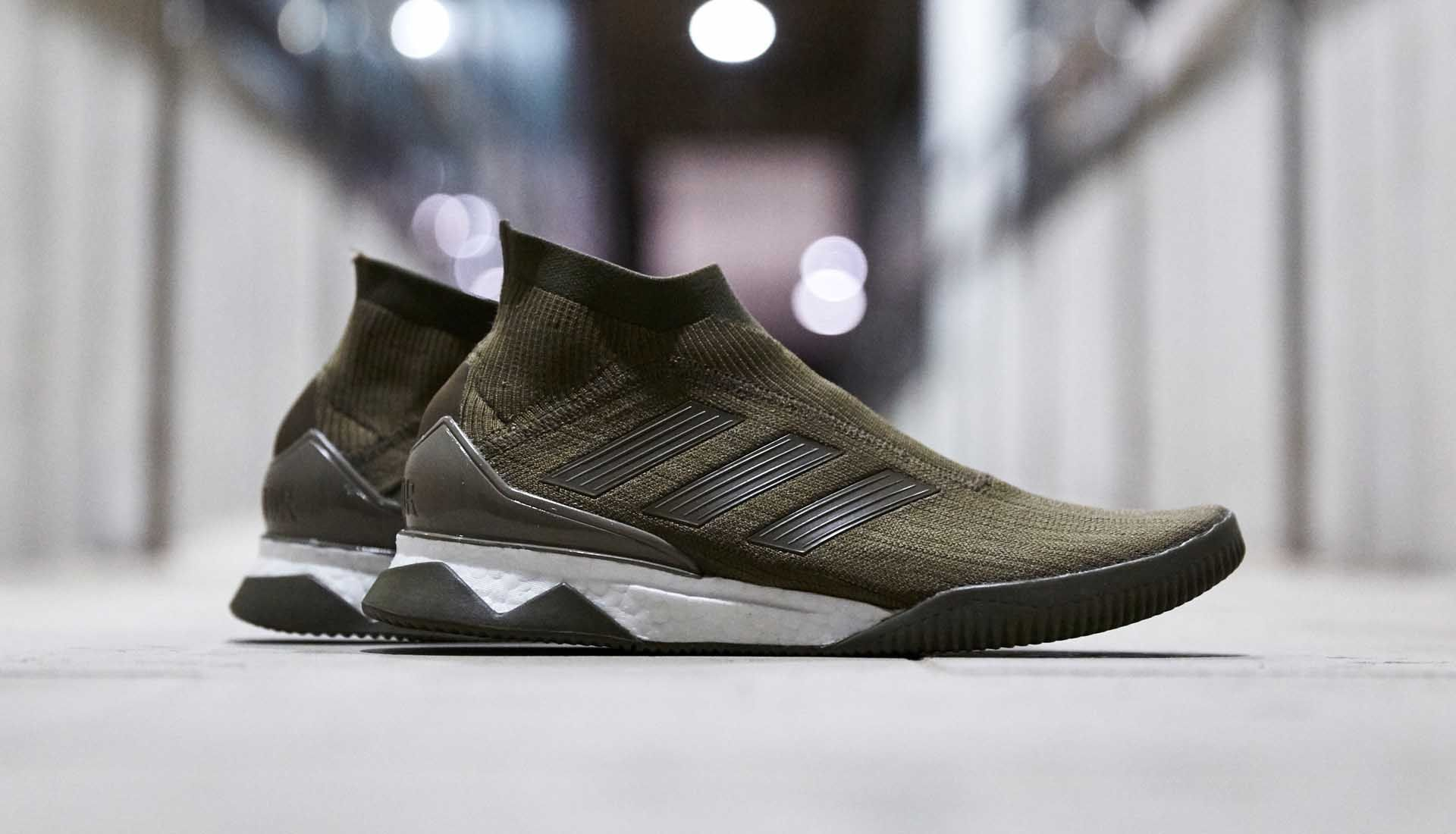 d15f09edfadf The second colourway of Predator Tango 18+ UltraBoost drops in a