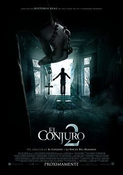El Conjuro 2 Online Latino 2016 Peliculas Audio Latino Online The Conjuring Scary Movies Full Movies Online Free