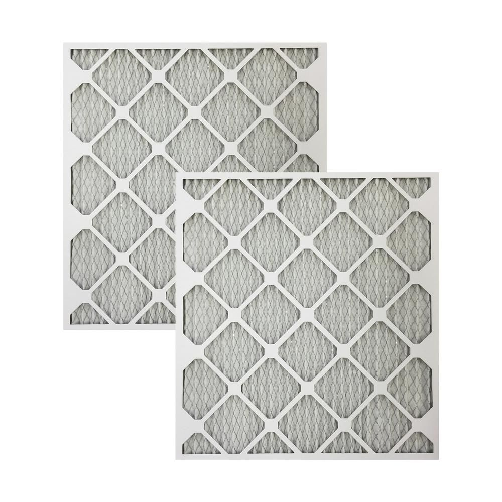Think Crucial 2PK 21X23X1 MERV 11 Furnace Filters, Air