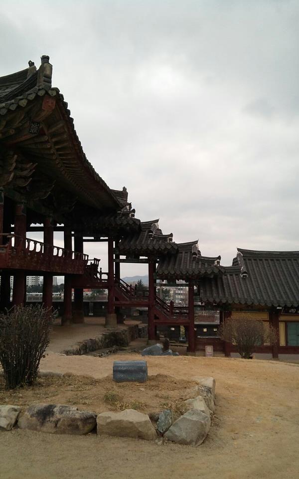 밀양 Miryang  영남루