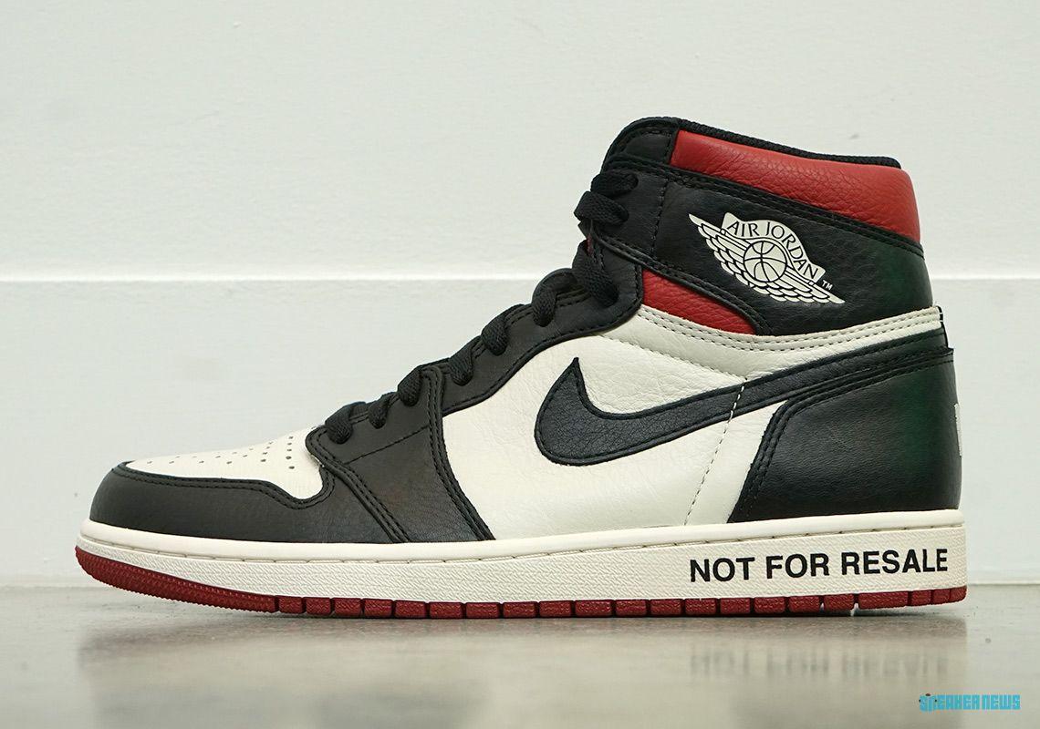 10a10573697d Jordan 1 Не для продажи Red + Yellow Информация о выпуске   SneakerNews.com