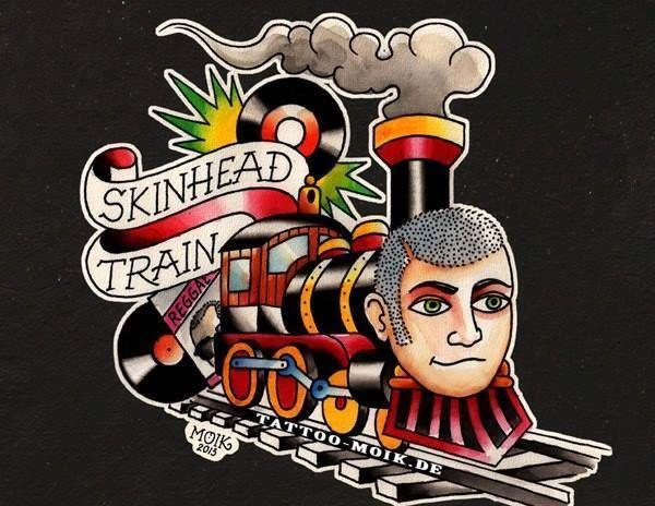 Skinhead Train