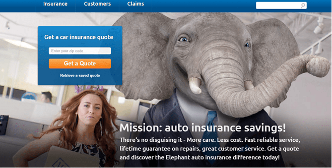 Elephant Insurance Quote Ideas Elephant Insurance Reviews Coverage Area Pros Cons Of Elephant Insurance Quote Her In 2020 Elephant Insurance Insurance Quotes