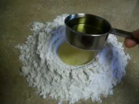 PAN DE CAMPO - HOGAZA - SABOR BISQUITS -  receta antigua - lorenalara144