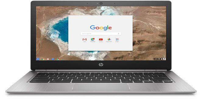 HP a présenté le Chromebook 13 à destination des professionnels