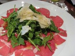 Easy to follow instructions for making a classic beef carpaccio at home!